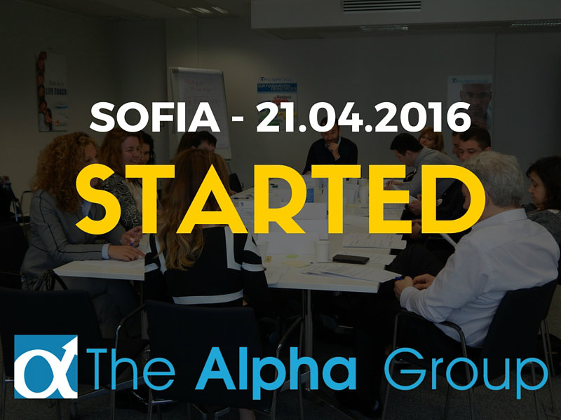 The Alpha Group Sofia